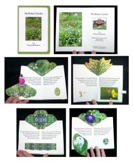 My Mother's Garden, a pop-up book